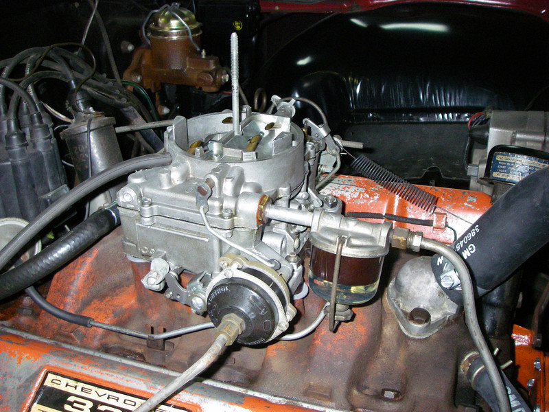 detail pics of an original engine chevytalk 1953 3104 1 2 ton truck 1965 impala ss 327 m20 1965 chevelle ss 327 m20 vcca 47487 aaca 446449
