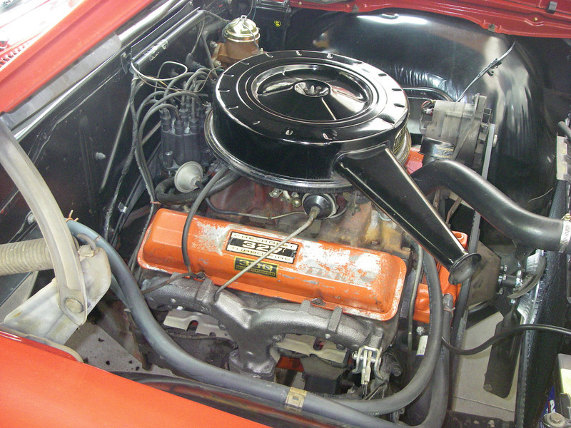 detail pics of an original engine chevytalk here are a couple of pictures of the un modified 327 300 in my 65 impala ss