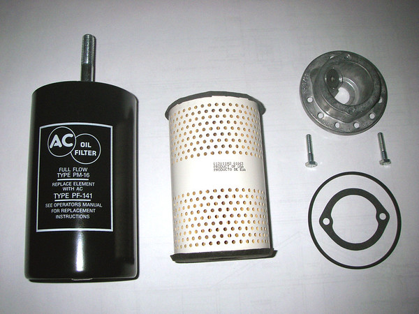 Printing a Post - Oil Filter Conversion - Chevy Message Forum